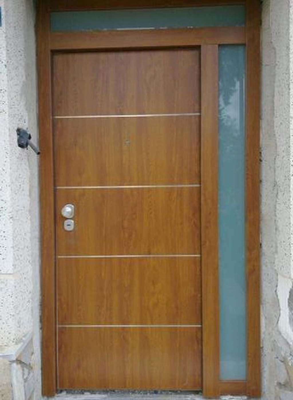 Galer a de fotos y ejemplos de puertas tecemur for Puertas de calle de pvc