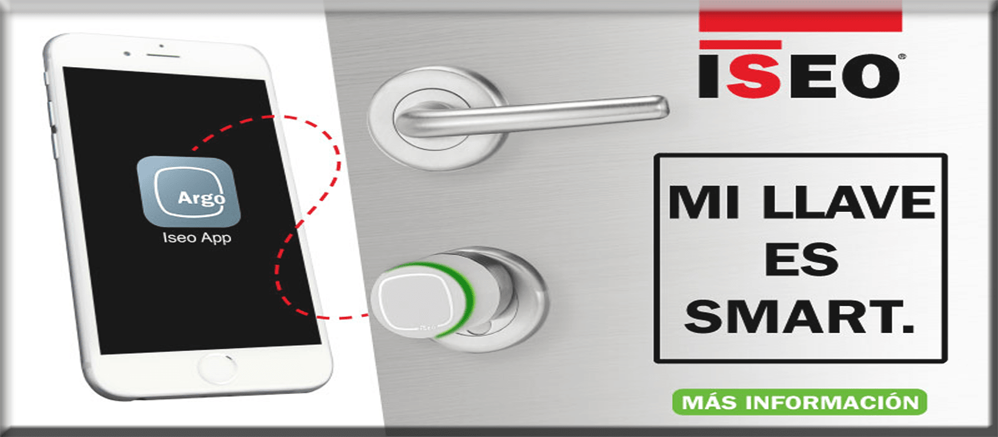 cerradura electronica y control de accesos murcia