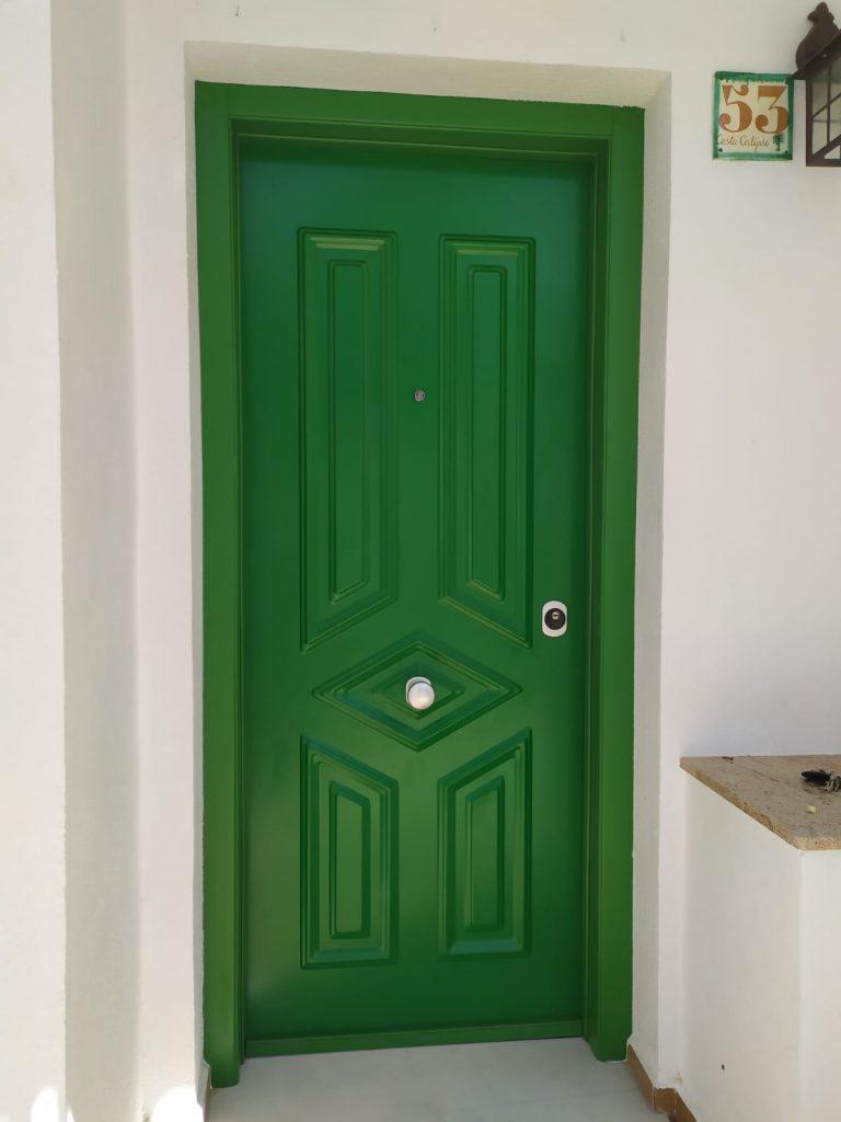 Puerta acoraza Gardesa IP5