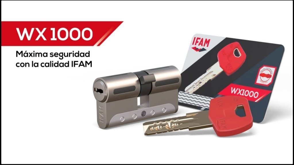 cilindro ifam wx1000