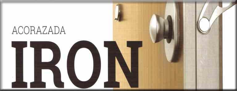 puerta acorazada económica