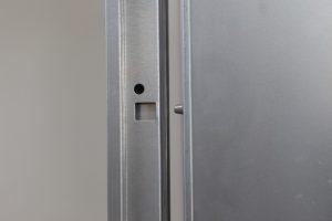puerta acorazada kiuso trastero cerco taco expansivo